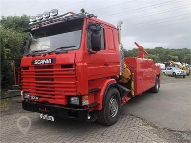 1985 SCANIA P113M at TruckLocator.ie