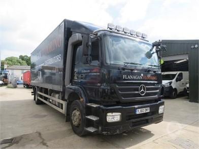 2010 MERCEDES-BENZ AXOR 1824 at TruckLocator.ie