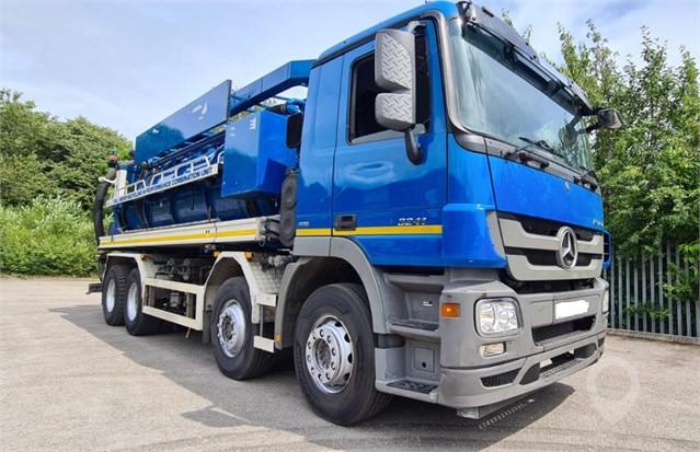 2012 MERCEDES-BENZ ACTROS 3241 at TruckLocator.ie