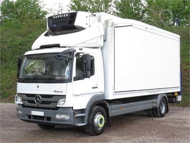2012 MERCEDES-BENZ ATEGO 1622 at TruckLocator.ie