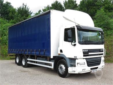 2012 DAF CF85.410 at TruckLocator.ie