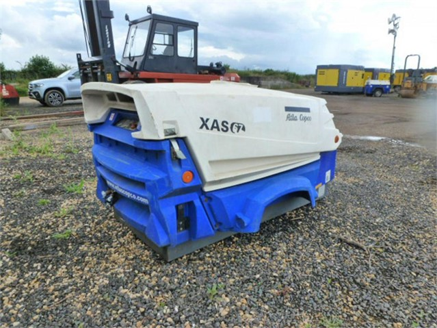 2015 ATLAS COPCO XAS67KD at www.used-compressors.co.uk