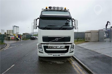 2009 VOLVO FH13 at TruckLocator.ie