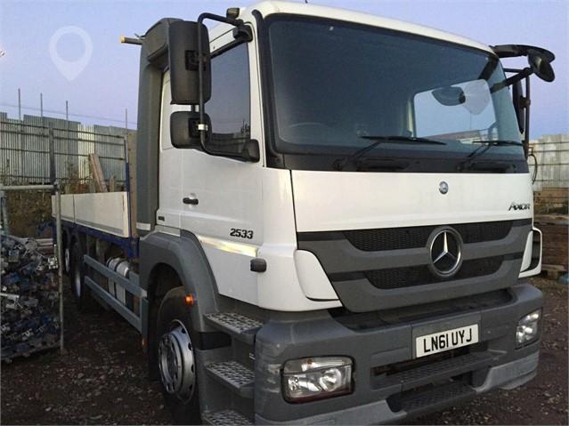 2010 MERCEDES-BENZ AXOR 2533 at TruckLocator.ie