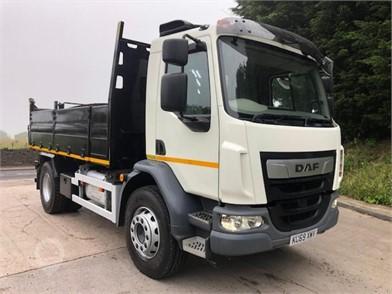 2019 DAF LF260 at TruckLocator.ie