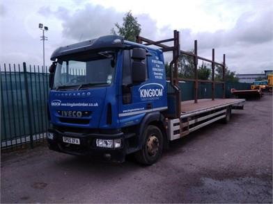 2015 IVECO EUROCARGO 140E25 at TruckLocator.ie