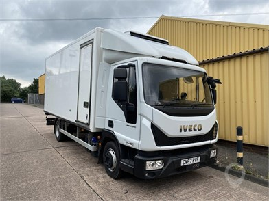 2018 IVECO EUROCARGO 75E19 at TruckLocator.ie
