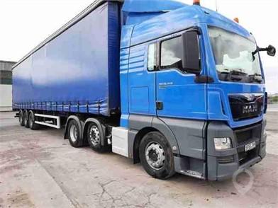 2015 MAN TGX 26.440 XL at TruckLocator.ie