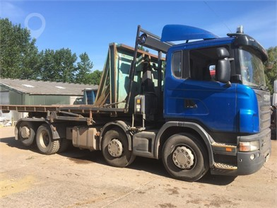 2011 SCANIA G440 at TruckLocator.ie