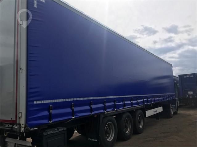 2015 KRONE PROFI LINER at TruckLocator.ie