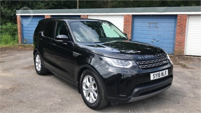 2018 LAND ROVER DISCOVERY at TruckLocator.ie