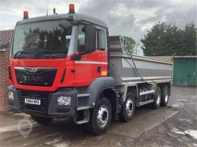 2014 MAN TGS 35.400 at TruckLocator.ie