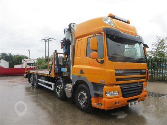 2014 DAF CF85.460 at TruckLocator.ie