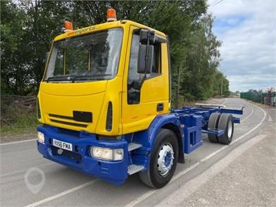2006 IVECO EUROCARGO 180E24 at TruckLocator.ie