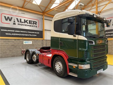 2012 SCANIA R440 at TruckLocator.ie