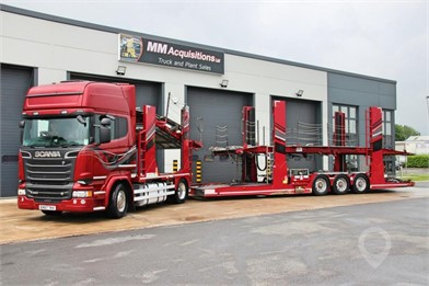 2018 SCANIA R580 at TruckLocator.ie