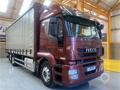 2011 IVECO STRALIS 420 at TruckLocator.ie