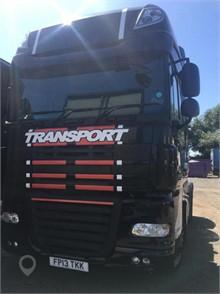 2013 DAF XF105.460 at TruckLocator.ie