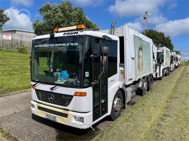 2010 MERCEDES-BENZ ECONIC 2629 at TruckLocator.ie