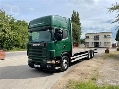 2003 SCANIA P124.420 at TruckLocator.ie