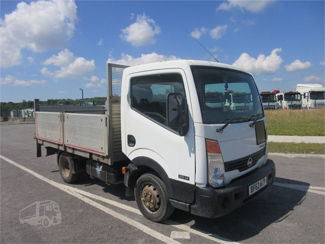 2012 NISSAN CABSTAR 35.14 at www.firstchoicecommercials.ie