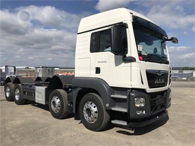 2021 MAN TGS 32.510 at TruckLocator.ie