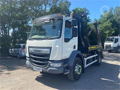 2018 DAF LF230 at TruckLocator.ie