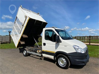 2013 IVECO DAILY 35S11 at TruckLocator.ie