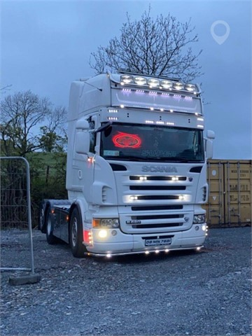 2008 SCANIA R620 at TruckLocator.ie