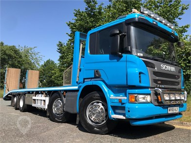 2016 SCANIA R410 at TruckLocator.ie