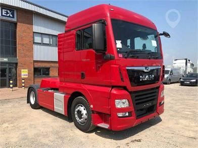 2021 MAN TGX 18.400 at TruckLocator.ie