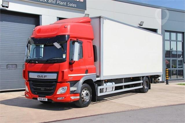 2016 DAF CF250 at TruckLocator.ie