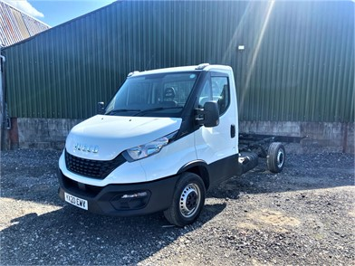 2020 IVECO DAILY 35-140 at TruckLocator.ie