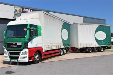 2014 MAN TGX 26.440 at TruckLocator.ie