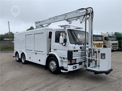 1994 SCANIA P113M320 at TruckLocator.ie
