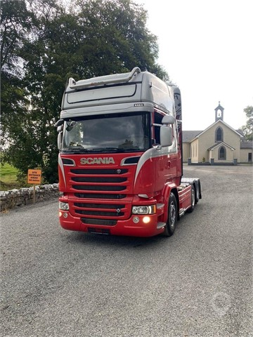 2014 SCANIA R520 at TruckLocator.ie