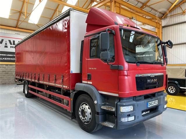 2013 MAN TGM 18.250 at TruckLocator.ie