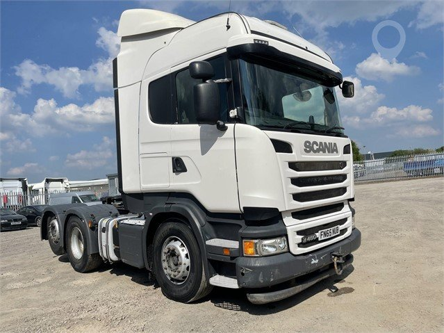 2015 SCANIA R450 at TruckLocator.ie