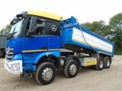 2014 MERCEDES-BENZ AROCS 1835 at TruckLocator.ie