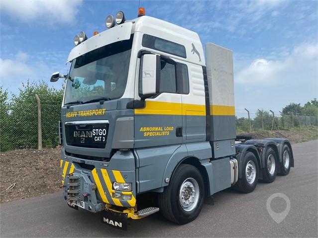 2008 MAN TGX 26.440 at TruckLocator.ie