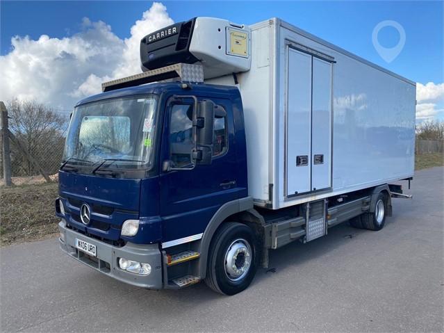 2006 MERCEDES-BENZ ATEGO 1518 at TruckLocator.ie