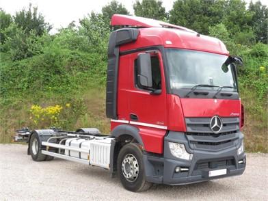 2014 MERCEDES-BENZ ACTROS 1842 at TruckLocator.ie
