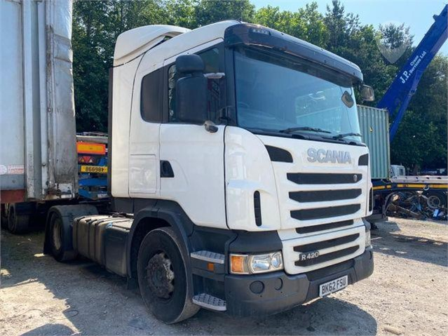 2012 SCANIA R420 at TruckLocator.ie