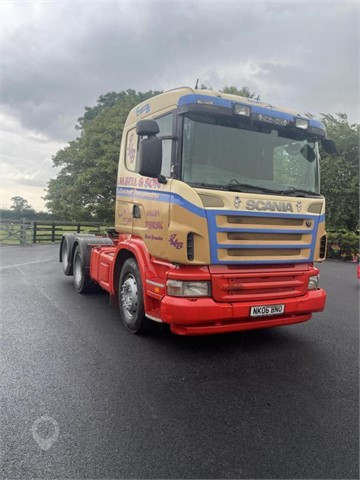 2006 SCANIA R420 at TruckLocator.ie