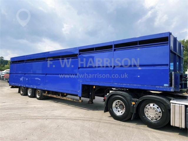 2010 HOUGHTON PARKHOUSE  at TruckLocator.ie