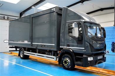 2017 IVECO EUROCARGO 140E19 at TruckLocator.ie