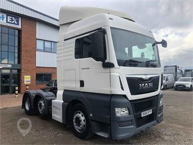2017 MAN TGX 18.480 at TruckLocator.ie