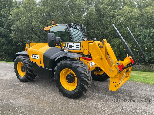 2014 JCB 531-70 AGRI SUPER at www.cg-machinery.co.uk