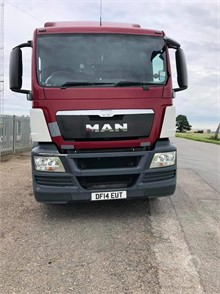 2014 MAN TGS 26.440 at TruckLocator.ie