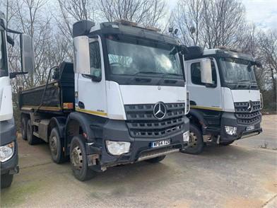 2015 MERCEDES-BENZ ACTROS 3240 at TruckLocator.ie
